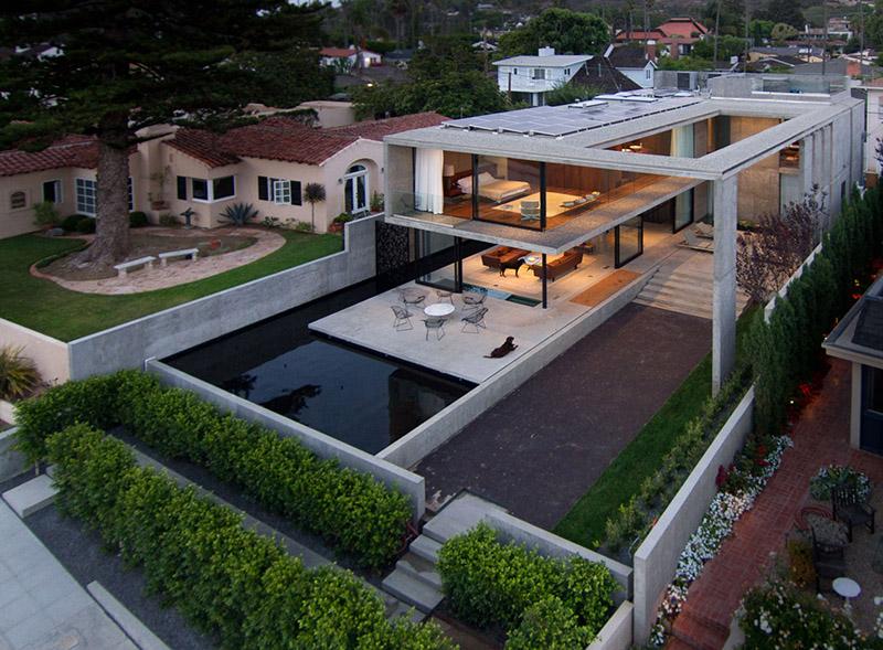 Fotovoltaika na plochej streche