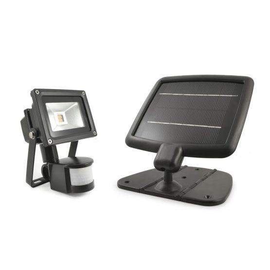 solárne bezpečnostné svetlo